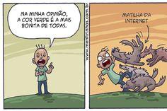 Mentirinhas #627