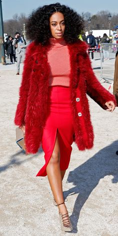 Solange Knowles from #InStyle