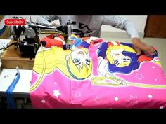 ⇨Como hacer un EDREDON a maquina de coser con los mejores trucos 👗👕👖 Family Guy, Snoopy, Quilts, Sewing, Youtube, Videos, Projects, Fictional Characters, Fifa