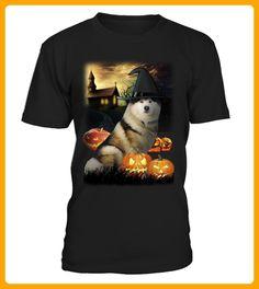Halloween Alaskan Malamute - Halloween shirts (*Partner-Link)