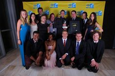 Tuks FM @ MTN Radio Awards