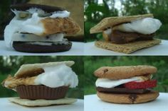 S'mores:  Beyond Milk Chocolate and Graham Crackers