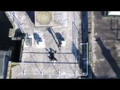 Real Life GTA Parkour Drone Shot Incredible - YouTube