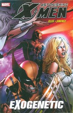 Astonishing X-Men (2004) HC #4