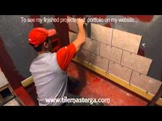 !!!OMGosh!!! How to tile shower stall or tub walls - Where to start shower surround t...