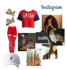 """""""Chris Brown + picture me rolling"""" by deeevans on Polyvore featuring Chocoolate and Joyrich"""