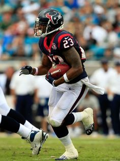 Run, Foster, Run! #Texans #NFL #Football