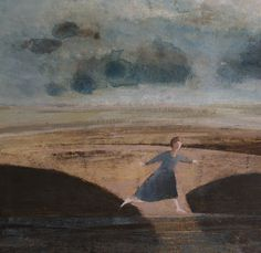 The Leap painting by David Brayne