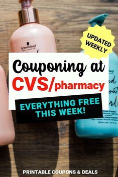 Don't miss whats Free at CVS this week. We match the sales with coupons so you get your Free at CVS items. Check out whats Free at CVS this week. Coupons This Week, Cvs Coupons, Printable Coupons, Ways To Save Money, Money Saving Tips, Manufacturer Coupons, Colgate Toothpaste, Everything Free, Digital Coupons
