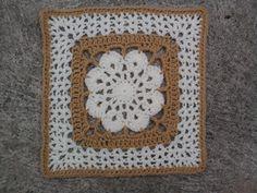 More V's Please = Crochet Granny Square. Free pattern.