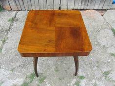 Art-deco stolek-Halabala č-17