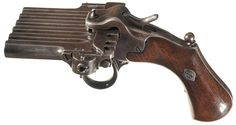The harmonica gun