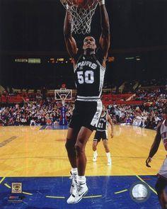 David Robinson (San Antonio Spurs) during the 1990 Season