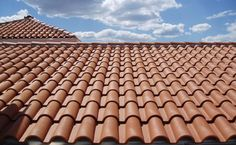 Love the Santa Barb terra-cotta roof style!