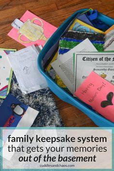 Savor - a family kee