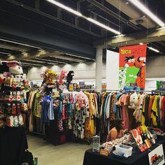 Booth 2015 at the Palais Des Congres. Onesie Costumes, Montreal, Onesies, Pajamas, Anime, Pjs, Pajama, Babies Clothes, Cartoon Movies
