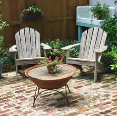 Outdoor Chairs, Outdoor Furniture, Outdoor Decor, Charleston, Inspiration, Home Decor, Biblical Inspiration, Homemade Home Decor, Interior Design