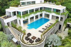 De Haute Qualite Villa De Luxe Avec Piscine Et Vue Sur Mer à Louer à Kamala, Phuket Maison