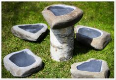 Bird Bath -  Medium sized beautiful Stone Bird Bath for your Garden. Buy online www.vermontstonedesign.com
