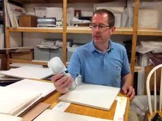 ▶ How to Stretch Watercolor Paper Part 2 - YouTube Steve Kozar