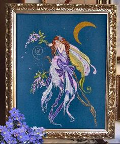 Fairy of Dreams - The Guardian by Passione Ricamo