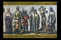 """""""Los siete pecados capitales y las siete virtudes"""" Iñaki"""