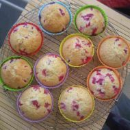 Fotografie receptu: Hrníčkové borůvkové muffiny Muffins, Cupcakes, Treats, Breakfast, Sweet, Ring Cake, Sweet Like Candy, Morning Coffee, Candy