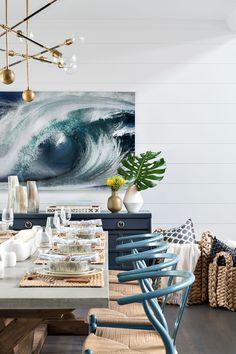 OBJETOS PARA DECORAR A CASA DE PRAIA  #décor #Decoração #Design #Praia #Styling