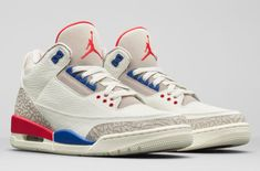ac670f9a97a455 The Air Jordan 3 International Flight has officially been unveiled. The  shoe is inspired by a charity All-Star game that MJ played in back in