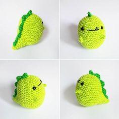 Mesmerizing Crochet an Amigurumi Rabbit Ideas. Lovely Crochet an Amigurumi Rabbit Ideas. Crochet Diy, Crochet Kawaii, Chat Crochet, Crochet Mignon, Crochet Simple, Crochet For Kids, Crochet Crafts, Crochet Projects, Crochet Ideas