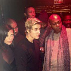 #KimKardashian #KanyeWest #JustinBieber and #davechappelle reunite on #ValentinesDay bringmeyourtorch.com