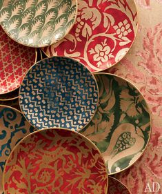 L'Objet's Fortuny Inspired Collection