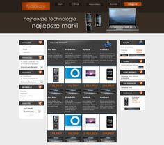 Projekt sklepu elektronicznego na PrestaShop.