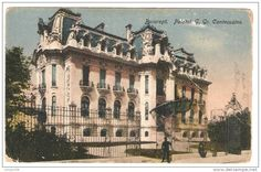 Bucuresti - Palatul G Gr Cantacuzino - antebelica