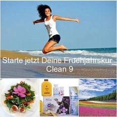 Alle Infos zum Clean9 Programm erhälst Du hier…
