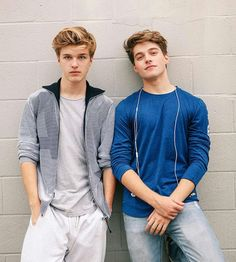 Froy with Alex Lange