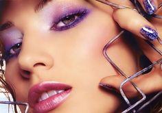 Maquillaje para ojos verdes llamativos - Para Más Información Ingresa en: http://pasosparamaquillarse.com/maquillaje-para-ojos-verdes-llamativos/