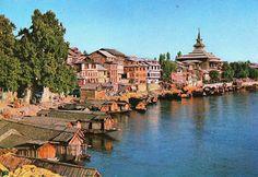 Zaina Kadal Srinagar Kashmir..