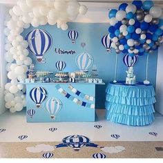 Being a baby shower hostess doesn't have to be stressful! Relax, put your feet up, and get ready to host the cutest baby shower party ever! Fiesta Baby Shower, Baby Boy Shower, Baby Shower Gifts, Cute Baby Shower Ideas, Baby Shower Themes, Shower Party, Baby Shower Parties, Baby Boy Birthday, Baby Shower Balloons