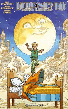 """""""Little Nemo.Regreso A Slumberland"""" de Eric Shanover, Gabriel Rodriguez  y  Nelsson Daniel. Planeta Cómic. Maravilloso Sueño Interminable"""