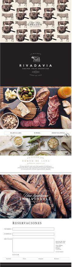 Such a gorgeous web page! RIVADAVIA