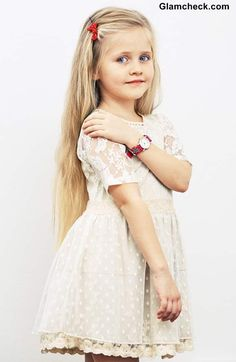 Everyday Easy Hairstyle for Little Girls