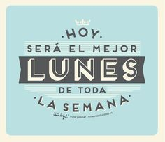buen #lunes picture by mr wonderful