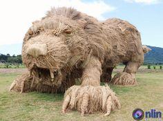 Festiwal rzeźby Wara Art w Japonii