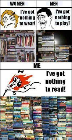 book nerd problems - Google Search