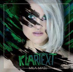 """Album """"Klartext"""" von Mila Masu. www.mila-masu.de  Hol Dir das Album jetzt bei Amazon, Saturn, Media Markt, Spotify, Deezer, itunes, ... #rockmusik #album #musikliebe #rockpop #klartext #radio"""