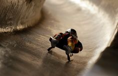 The 50 Gnarliest Pictures in Sports : Picture a chilly late afternoon on the slopes, snowflakes fluttering and birds sporadically chirping. As you cruise through the snowy serenity at intense speeds and prepare to launch . Challenge Cup, Luge, Strange Photos, Hobbies And Interests, Extreme Sports, Serenity, Olympics, Cruise, Product Launch
