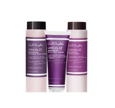 Carol's Daughter Chocolat hair products. Will change your hair & you will love it