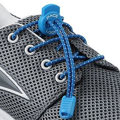 Pace Locks - Elastische Schnürsenkel mit Schnellverschlus…