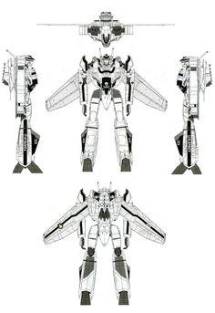 VF-01 Blueprint